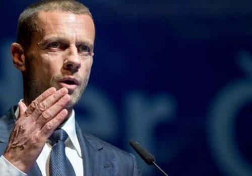 UEFA'dan 'Lüks Vergisi' projesi