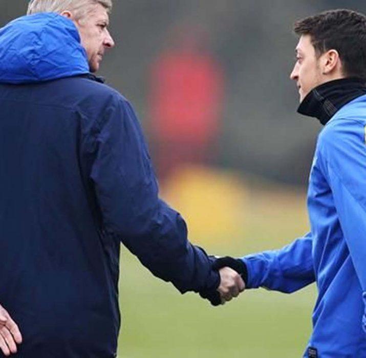 Wenger, Mesut'un kalacağına inanıyor