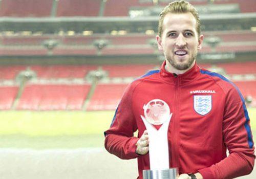'Yılın Futbolcusu Ödülü'nü Harry Kane kazandı!