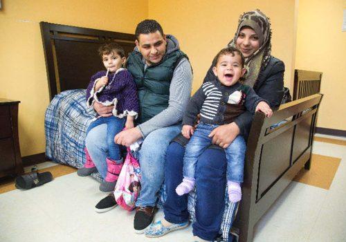 İngiltere 4 yılda 10 bin Suriyeli sığınmacı aldı