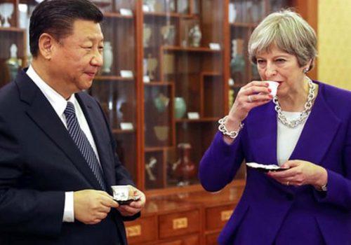 İngiltere ve Çin'den 9 milyar sterlinlik anlaşma