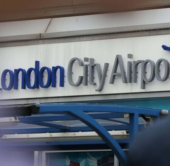 London City Airport closed after WW2 bomb found