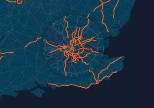 Half of Britain's most dangerous roads are in London