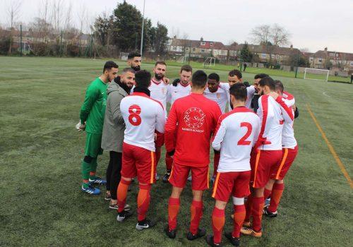 Kupada turu GS FC geçti: 8-4
