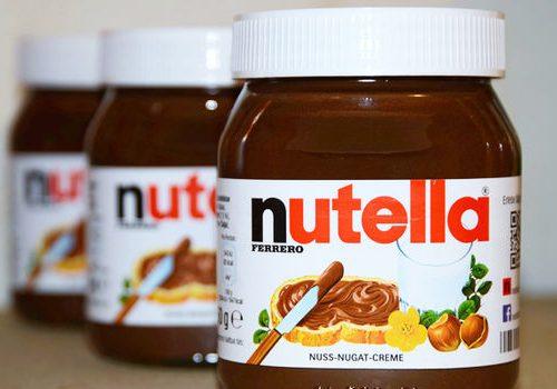 Fransızlar Nutella için çılgına döndü