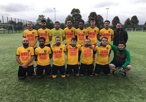 İstanbul United fark attı: 6-1