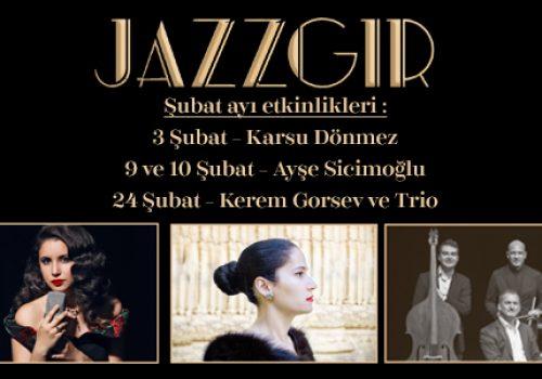 Jazzgir Şubat Etkinlikler