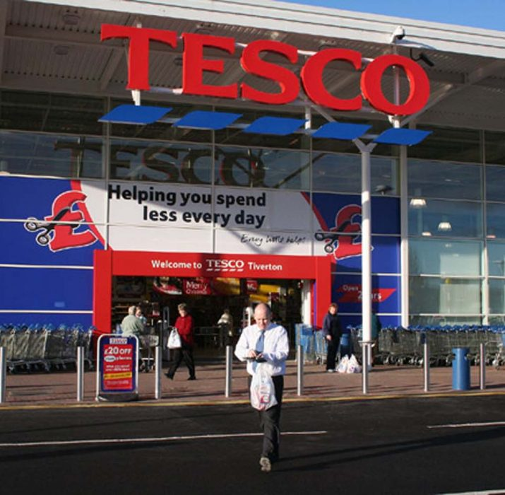 Tesco faces record £4bn equal pay claim