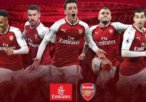 Arsenal'dan rekor sponsorluk anlaşması!