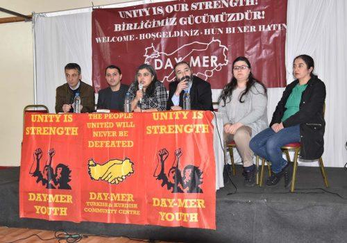 Day-Mer 19. olağan kongresi gerçekleşti