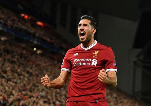 Emre Can'ın gol attığı maçta Liverpool farkı