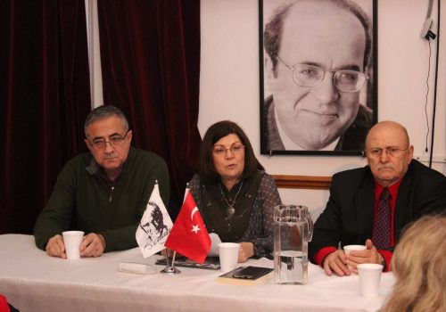 Uğur Mumcu and democracy martyrs are remembered