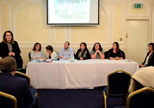 Locals meet in a call for action at Montague Road Cemetery