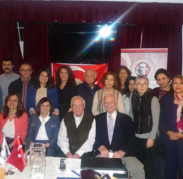 Atatürk Society UK elected it's new administration