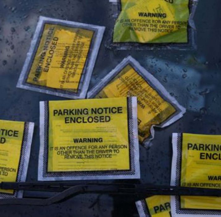Government plans to crackdown rogue parking firms