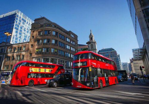Londra otobüsleri hopper sistemine geçti