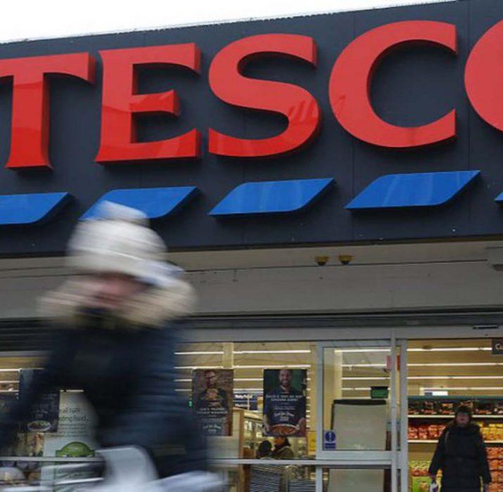 Tesco faces £4bn equal pay claim