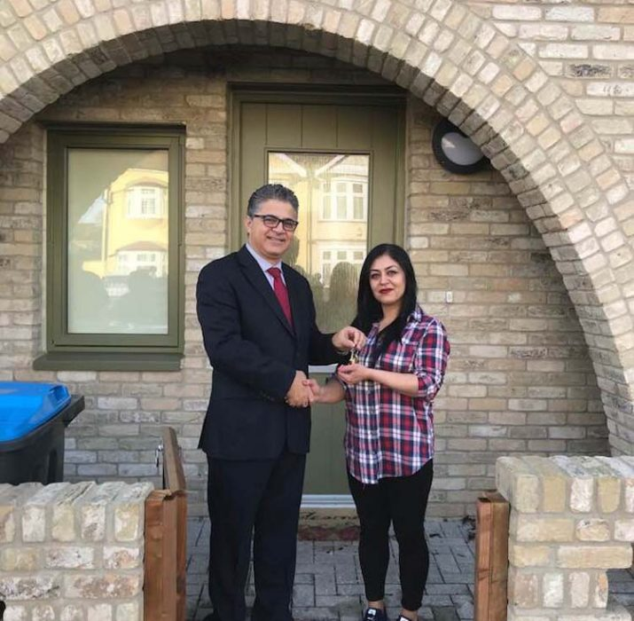 Enfield Council completes new homes