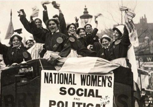 100 yıl önce İngiltere'deki kadınlar oy hakkı kazanmıştı