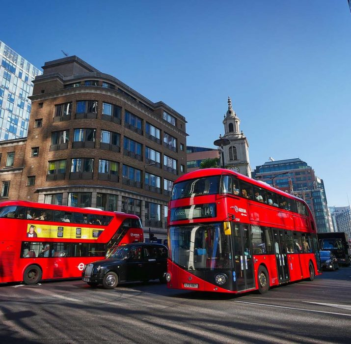 London's bus hopper fare are now unlimited