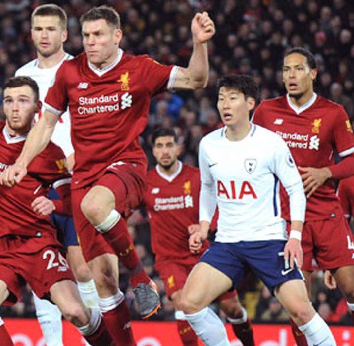 Liverpool – Tottenham: 2-2