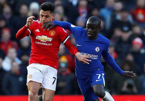Manchester United, Chelsea'yi yıktı!
