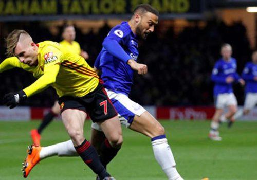 Cenk Tosun'lu Everton 1-0 mağlup