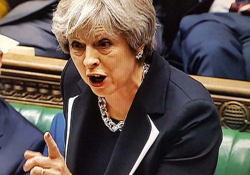 May: Brexit sürecinin kazananı olmayacak