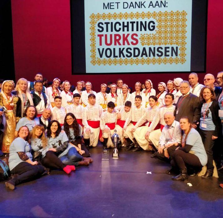 Hornsey Atatürk Okulu Avrupa birincisi oldu