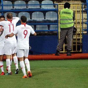 Türkiye, Karadağ'da 2-0'ı koruyamadı