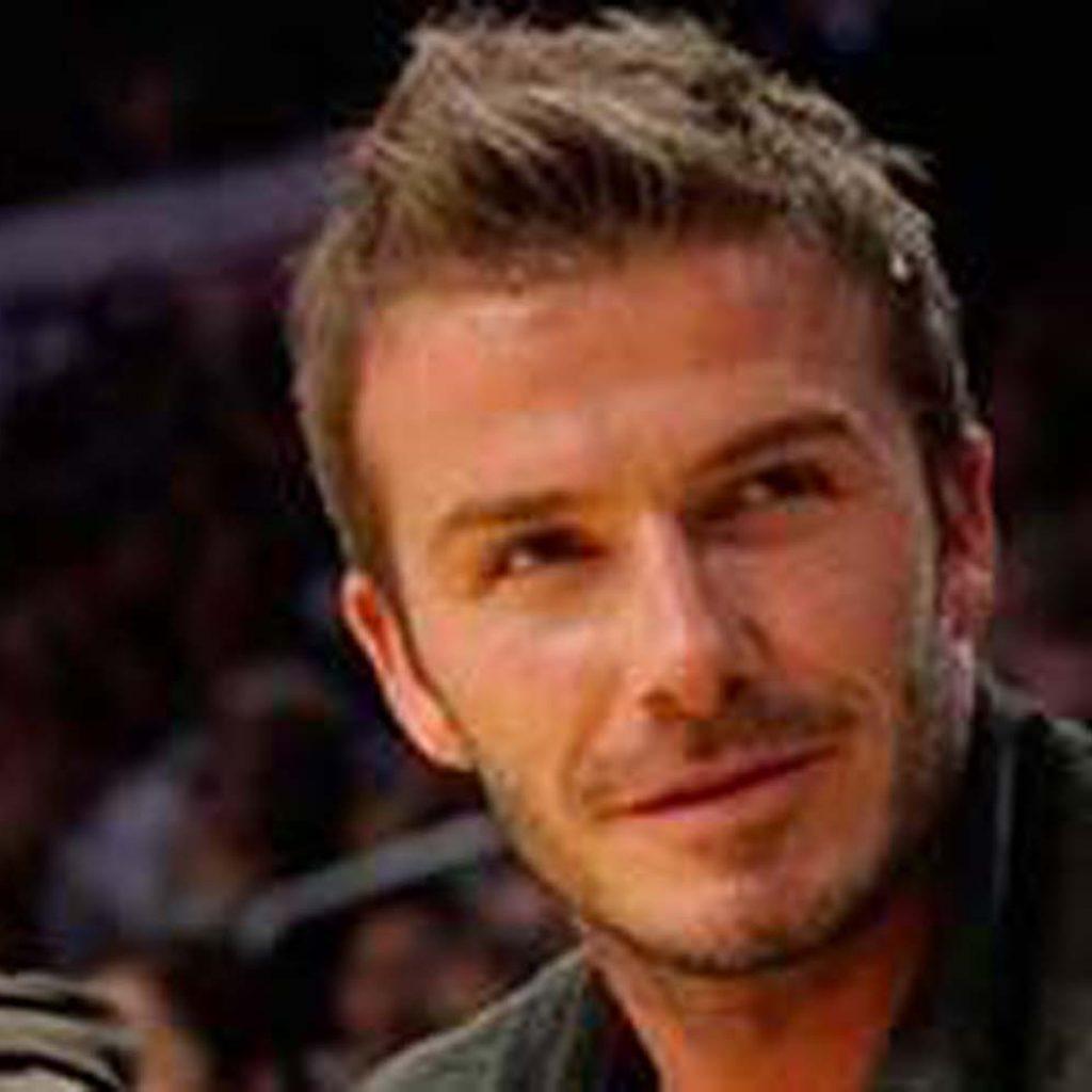 Beckham, Ronaldo'yu istiyor