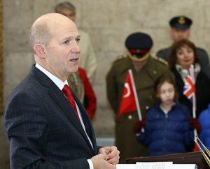 İngiliz büyükelçiden Ankara Anlaşması açıklaması