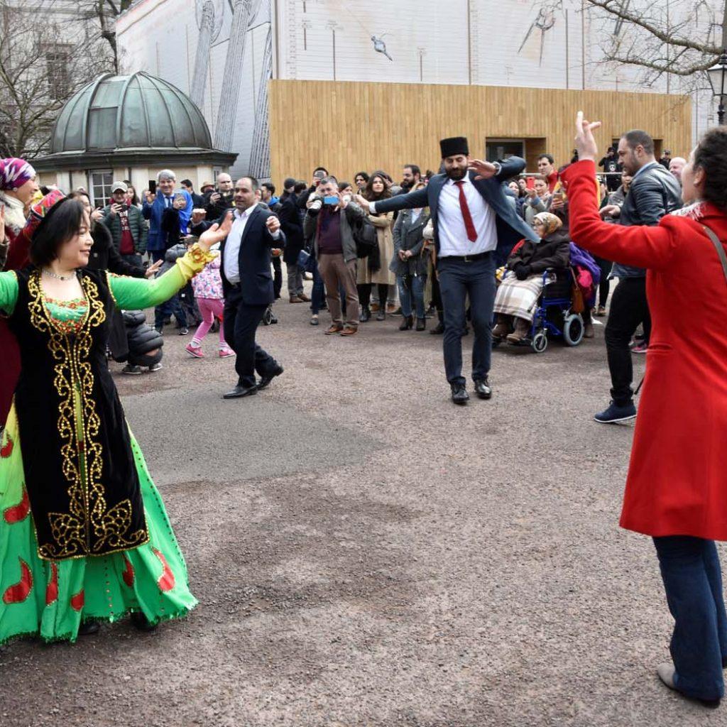 Bahar Festivali coşkuyla gerçekleşti