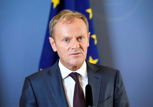 Dışişleri'nden, AB Konsey Başkanı Tusk'a eleştiri