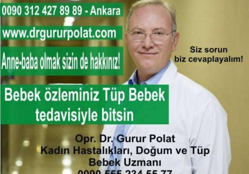 Avrupa'daki Türklere Ankara'da tüp bebek tedavisi kolaylığı