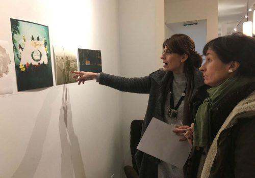 Sümer Erek'in eserleri Brüksel'deki Höte Galeride sergileniyor