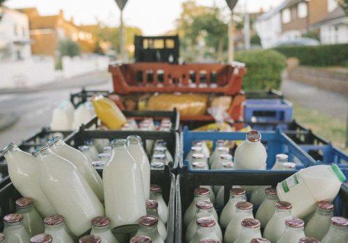 The return of the milkmen