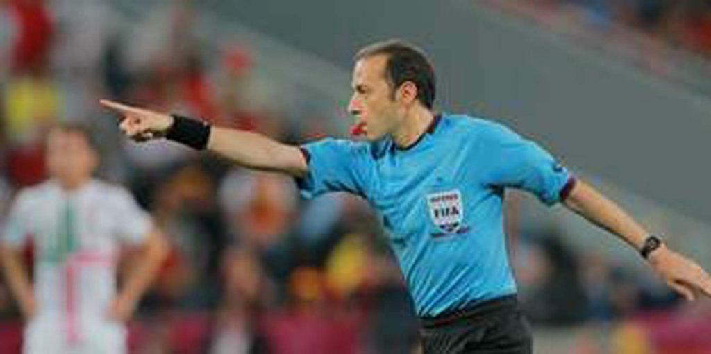 Cüneyt Çakır, Dünya Kupası'nda