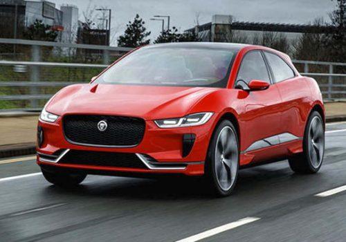 Jaguar'ın ilk elektrikli modeli