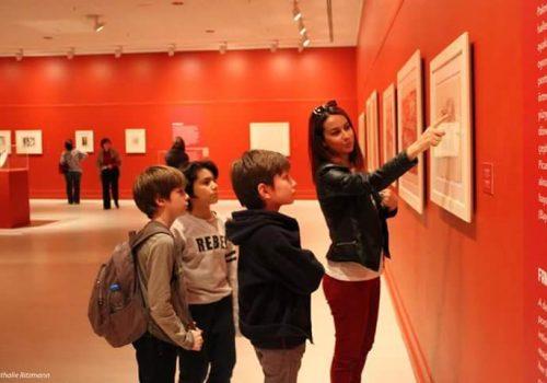 Kübra Müjde çocukları sanat ve tarihle buluşturuyor