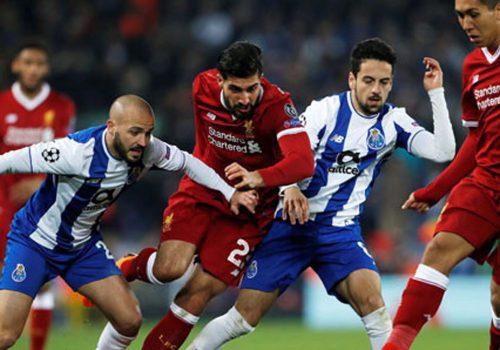 Liverpool – Porto: 0-0