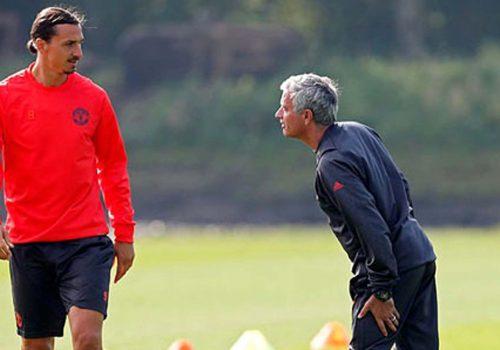 Mourinho: Zlatan'ın Manchester United'daki son sezonu