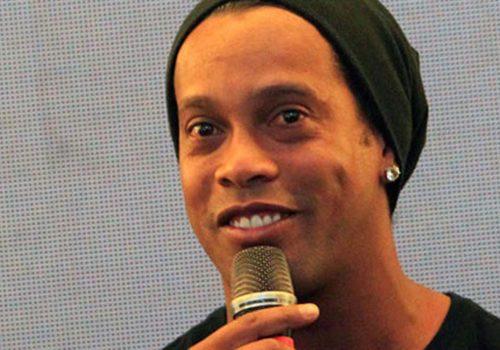 Ronaldinho'dan Harry Kane'e övgüler