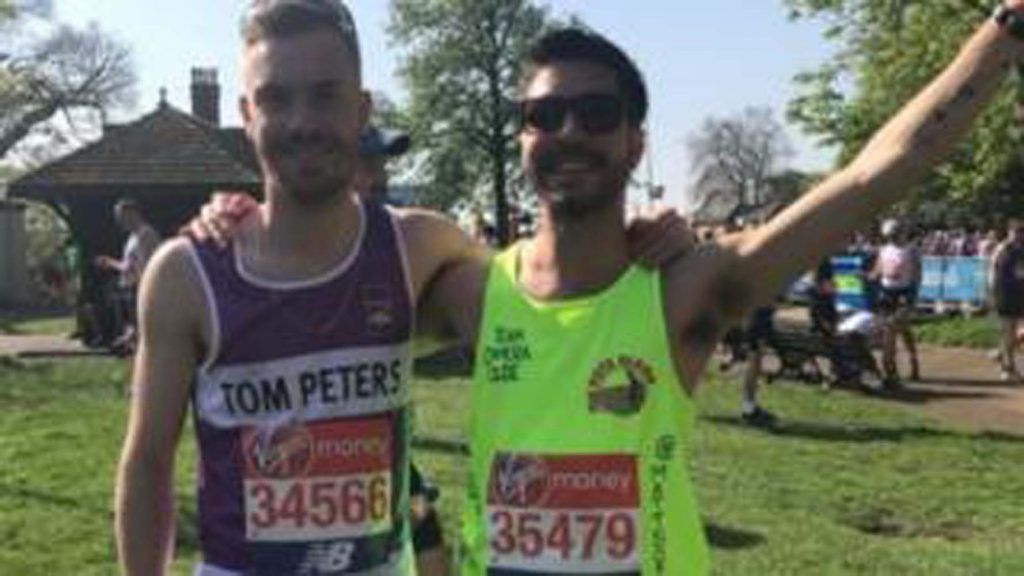 Londra Maratonu'nda öldü