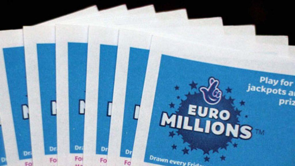 UK ticketholder scoops £121m jackpot