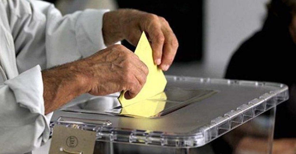 Yerel seçimler 24 Haziran'da