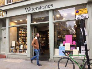 Waterstones, ABD'li fona satıldı