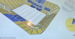"""Everton'a da """"Sarı Duvar"""" geliyor"""