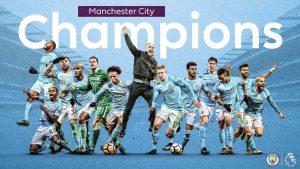 Manchester City şampiyon oldu