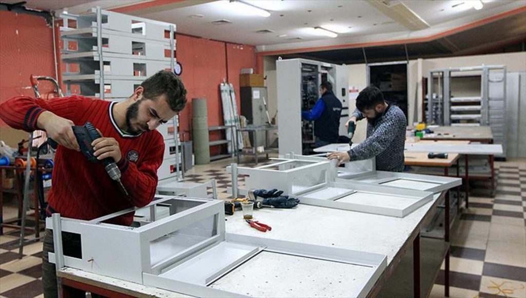 Turkey's unemployment 10.8 percent in January